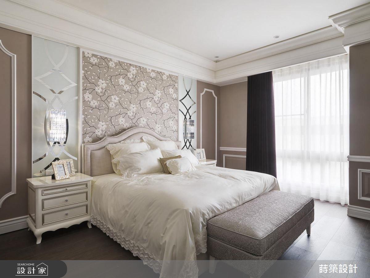 各具風情的臥房空間,滿足一家四口不同的期待。