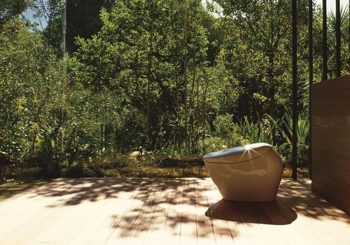 一體形全自動馬桶「NEOREST NX」,可謂是新世代馬桶的代表作。