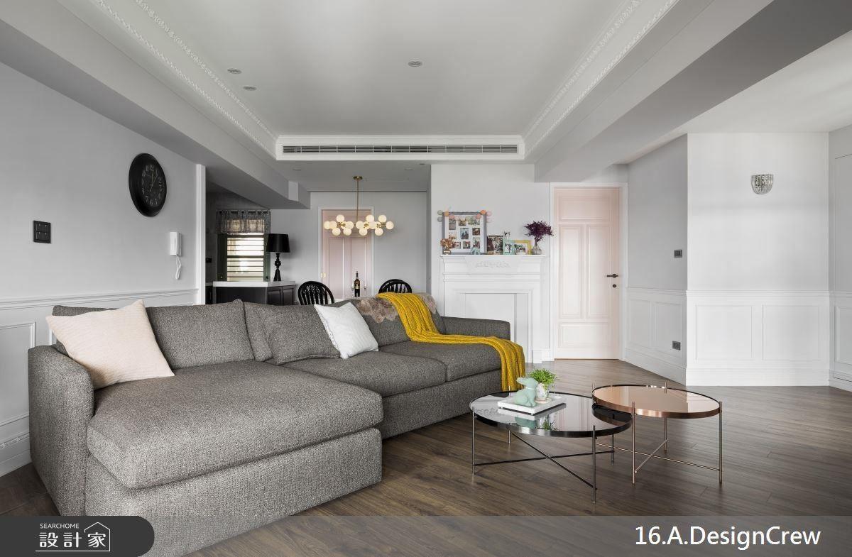 以「第一視角」發想居家格局,為 30 坪空間創造出最大視野。