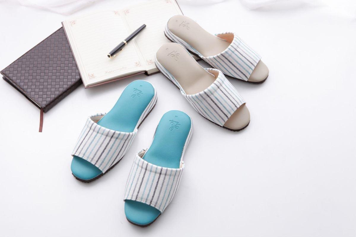 考量台灣氣候環境,堅持 MIT 製作好品質,是最適合國人的室內拖鞋。