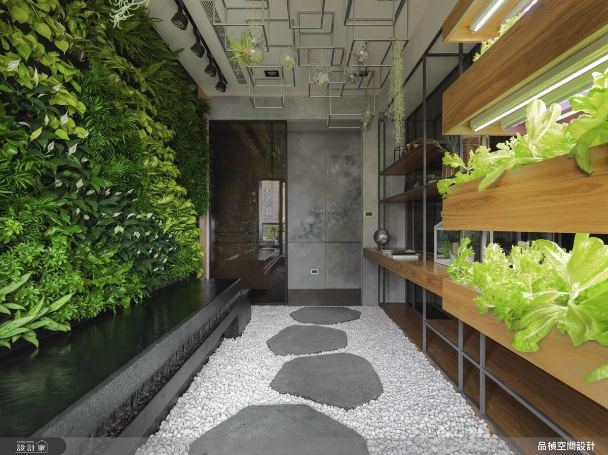魚菜共生不是夢!利用科技土解決蟲害問題,在家裡打造一片溫室花園,不用偌大的土地就能擁有自己的農場。