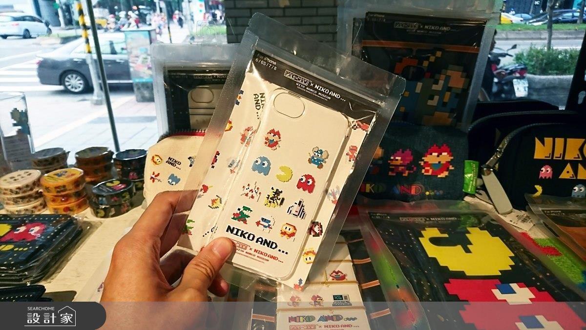 小精靈手機套,價格 NT. 740。
