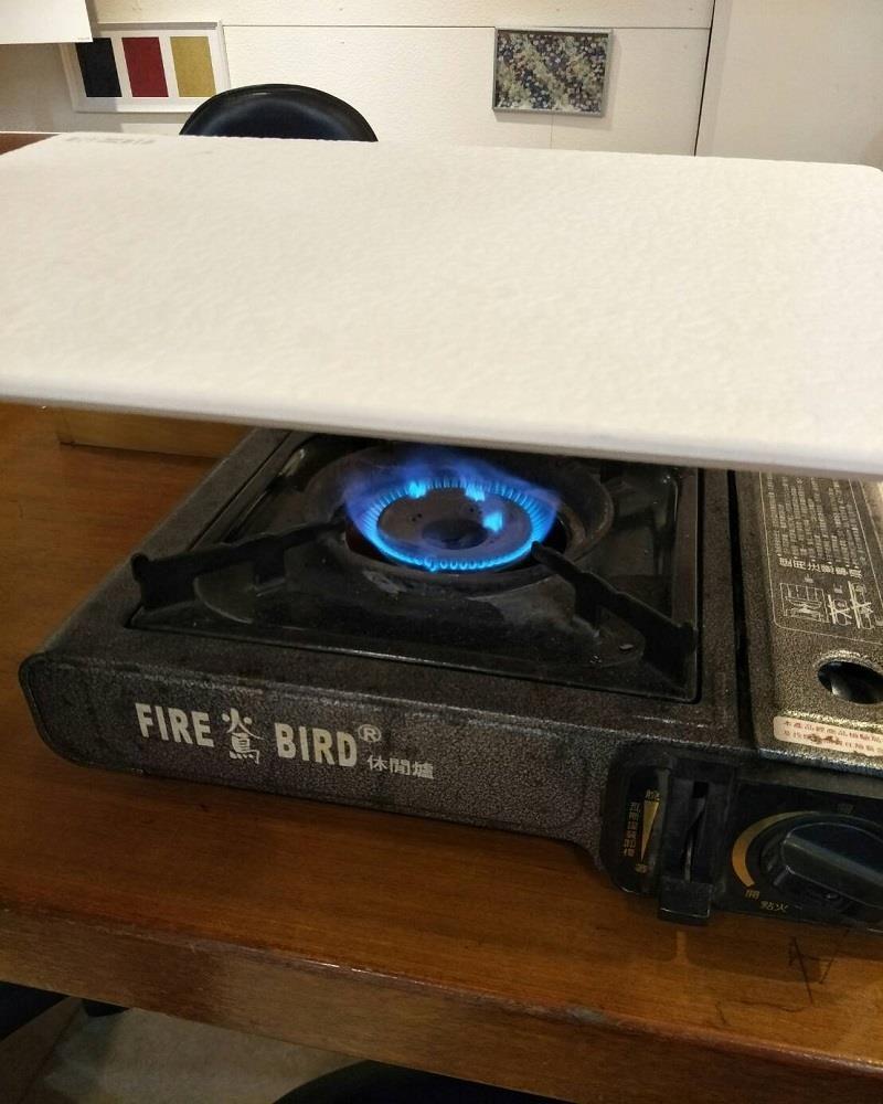 通過防火耐燃一級檢測