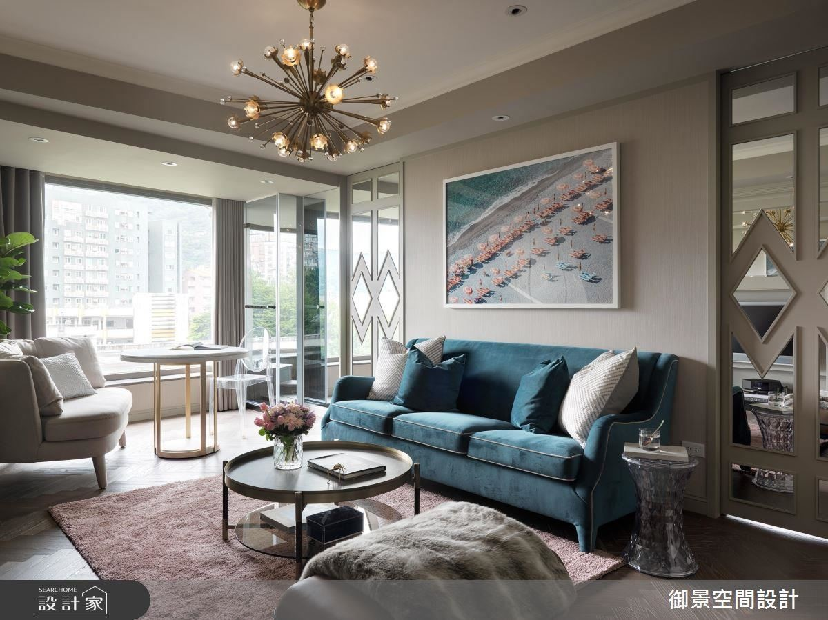 無論身在家中的何處,都能從無礙窗景眺望充滿變化的景致。