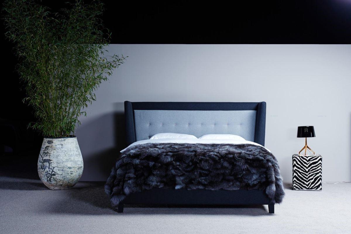 享受整個冬天被詩蘭慕喀什米爾羊絨包圍著的睡眠享受。
