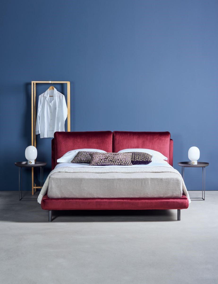 詩蘭慕床墊越既包覆又支撐,提供良好的睡眠品質。