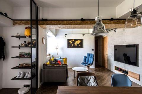 我們要結婚 老屋變身個性宅 室覺空間創作 王凱躍