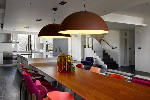 住進歐美設計旅店  30年老屋變身歐美時尚巢 甘納設計 林仕杰、陳婷亮