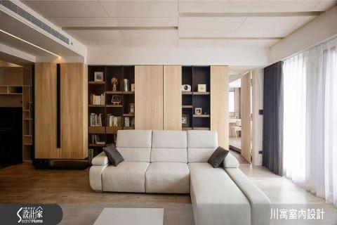 生活感設計 延續全家人幸福回憶 川寓室內裝修設計工程有限公司 鍾富安、賴昱霖