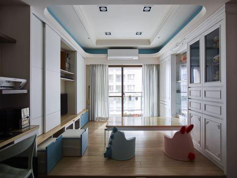 25坪住宅變身遊樂園 展現百變魅力 當代空間有限公司 于懷晴