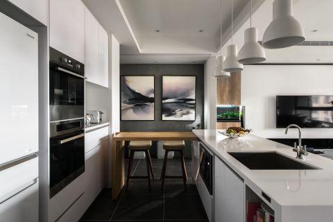 光明寂靜 孕育寬敞的生活美宅 浩室空間設計 邱炫達