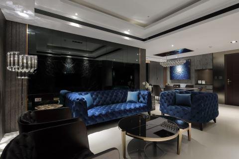 魅力質感奢華宅 給你超乎期待的家 聯寬室內裝修有限公司 王毓婷