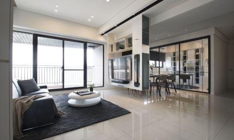 簡單白X不簡單設計 我的質感舒壓生活宅 沐果室內設計有限公司 于大緯