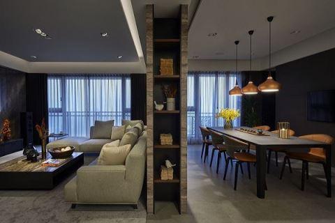 八十七箱行李 北京來回台北完成夢想家園 朱英凱室內設計事務所 朱英凱