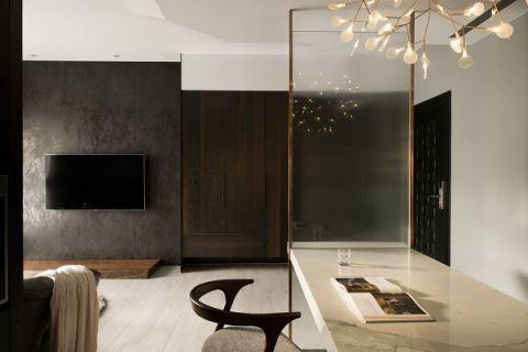 用復古演繹現代風格 打開居家時尚生活宅 京彩室內設計有限公司 王立崢