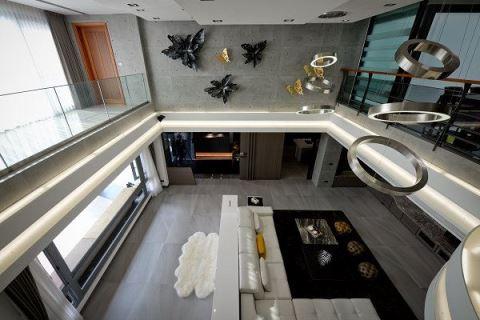 締造500坪震撼之美 奢華居家迴盪三代歡笑 艾馬室內裝修設計 王惠婷