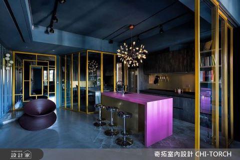 自宅X工作室 直擊設計師的法式後現代老屋 奇拓室內設計 劉子旗、高紫馨