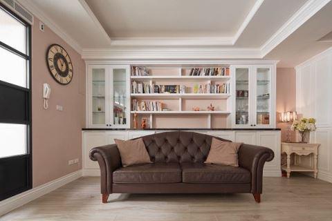 38坪擁有2廳4房 一家六口的溫馨美式宅邸 當代空間有限公司 于懷晴