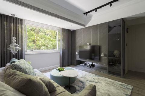 19坪的30年老屋 化身簡約奢華時尚宅邸 及境空間設計有限公司 許維庭