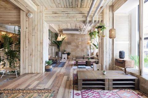 當義式莊園搬進都會街頭 獨棟老屋的戶外派對 好室設計 陳鴻文