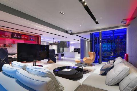 他打造連路易十四都想穿越的時尚住宅 大雄室內設計Snuper Design 林政緯、柯憶秋、張正中