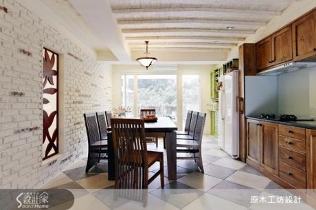 房子好舊但 view 超好~捨不得賣!乾脆來個超級大改造!