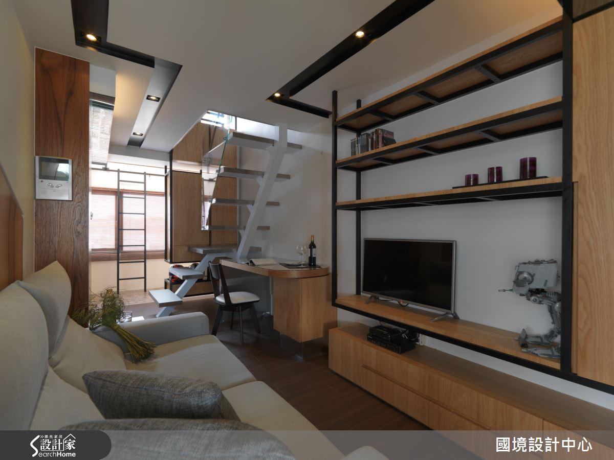 小坪數的極致放大術!9坪打造2房2廳2衛還可泡湯的日式禪風夢幻格局
