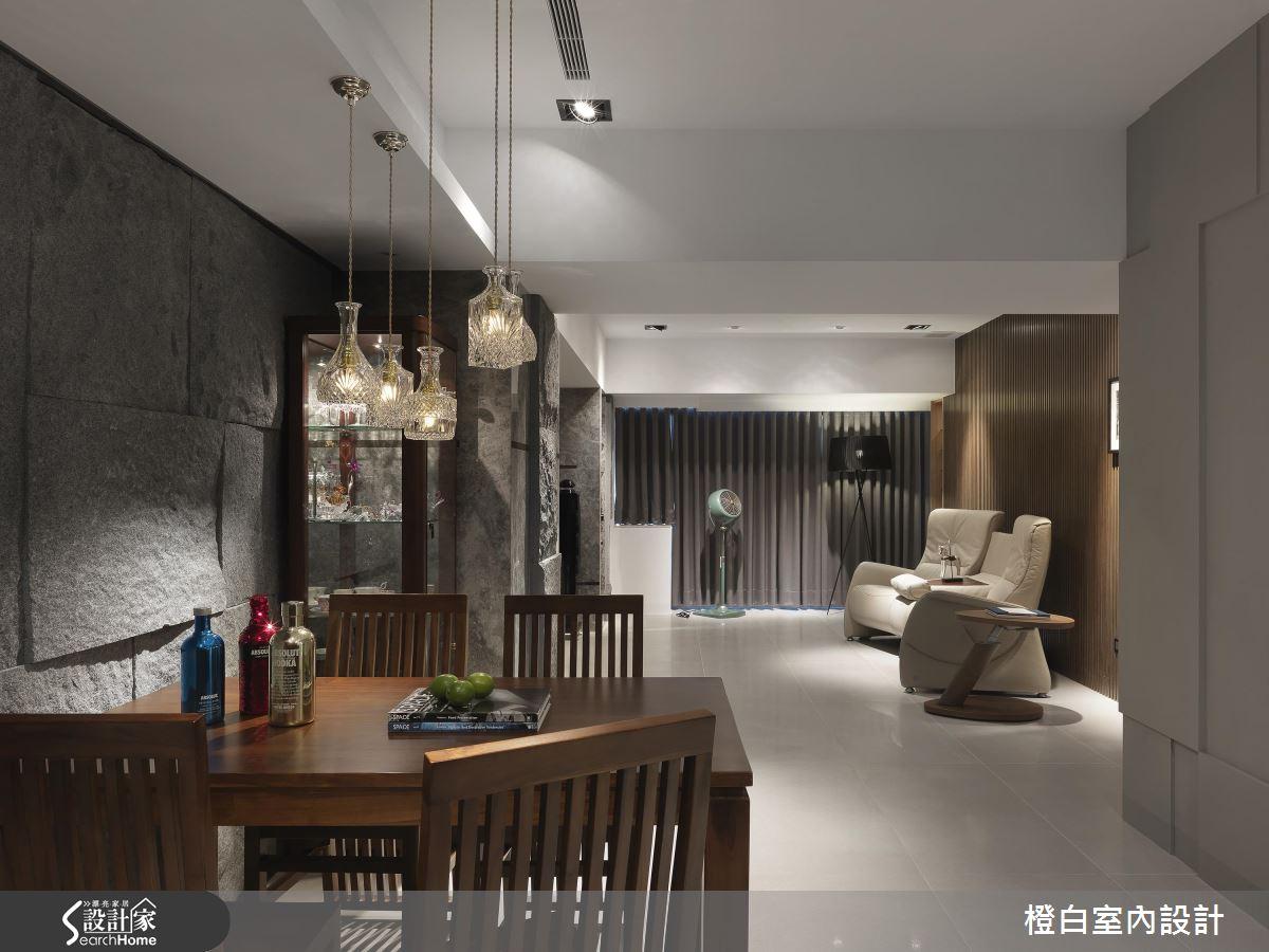 低調的優雅! 32 坪老屋翻新計畫 質感、收納都滿分!
