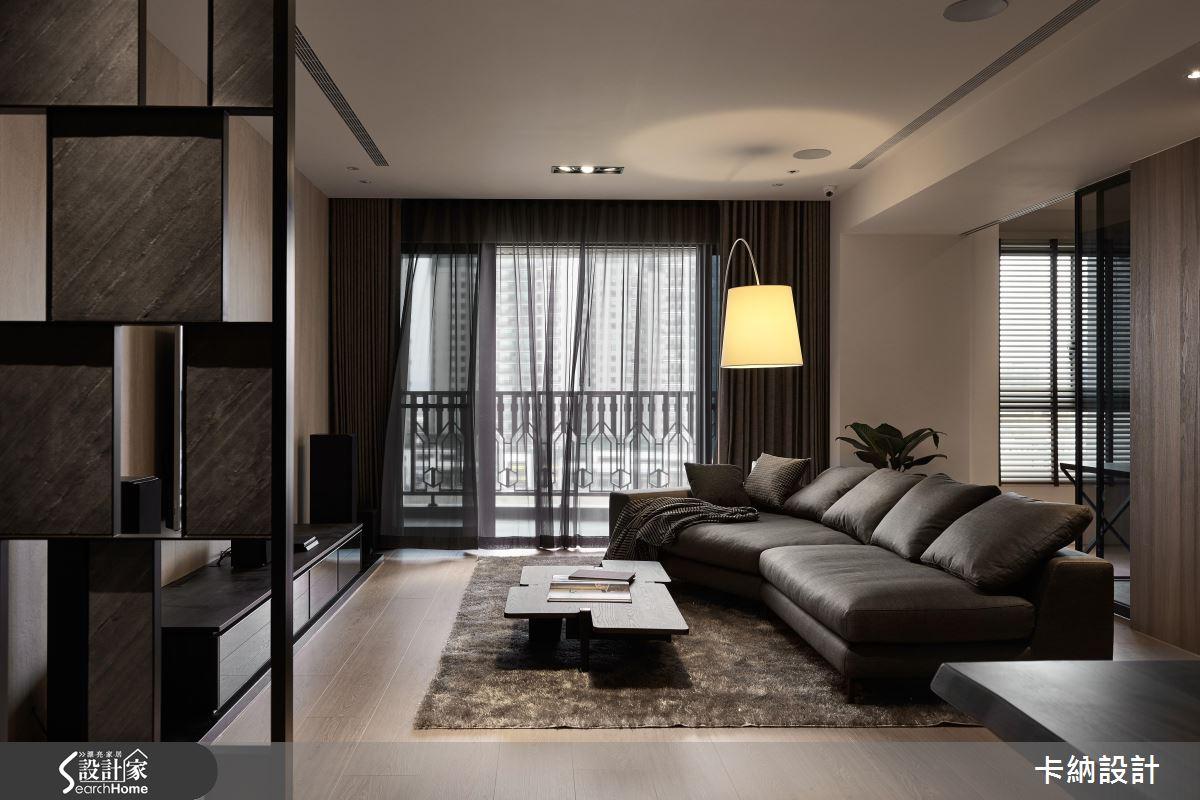 把空間留給未來的妳!單身宅、小家庭都適用的現代宅