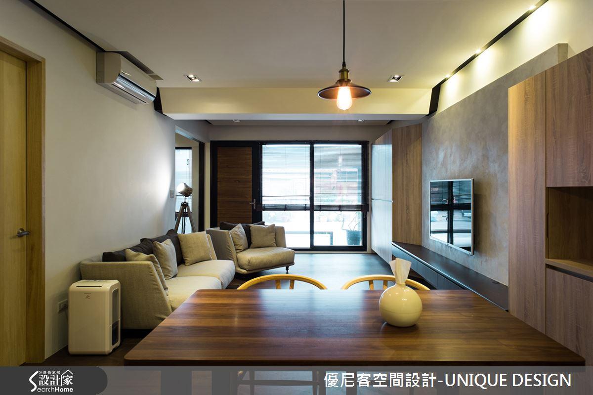 空間革新再升級!惱人樑柱化身居家空間獨有風景
