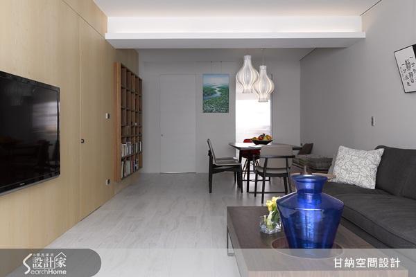 老屋翻新 29坪結合東方禪意與現代設計的舒適宅