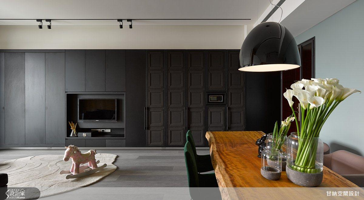 27 坪混搭風居宅 簡單小家庭的幸福輪廓