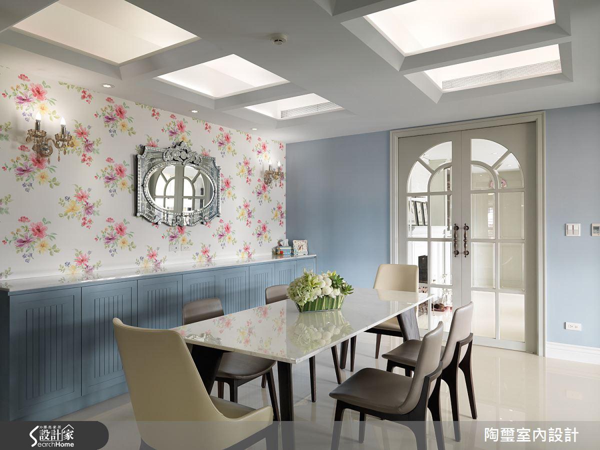 兼具優雅與大器的新古典美宅 構築一家四口健康好生活