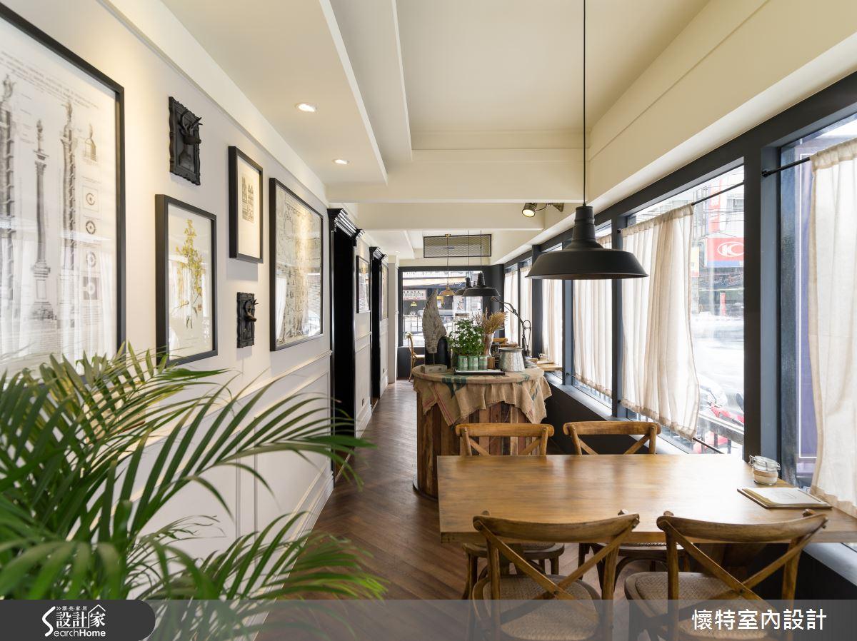 來杯咖啡吧!充滿濃厚英式殖民風的特色咖啡廳