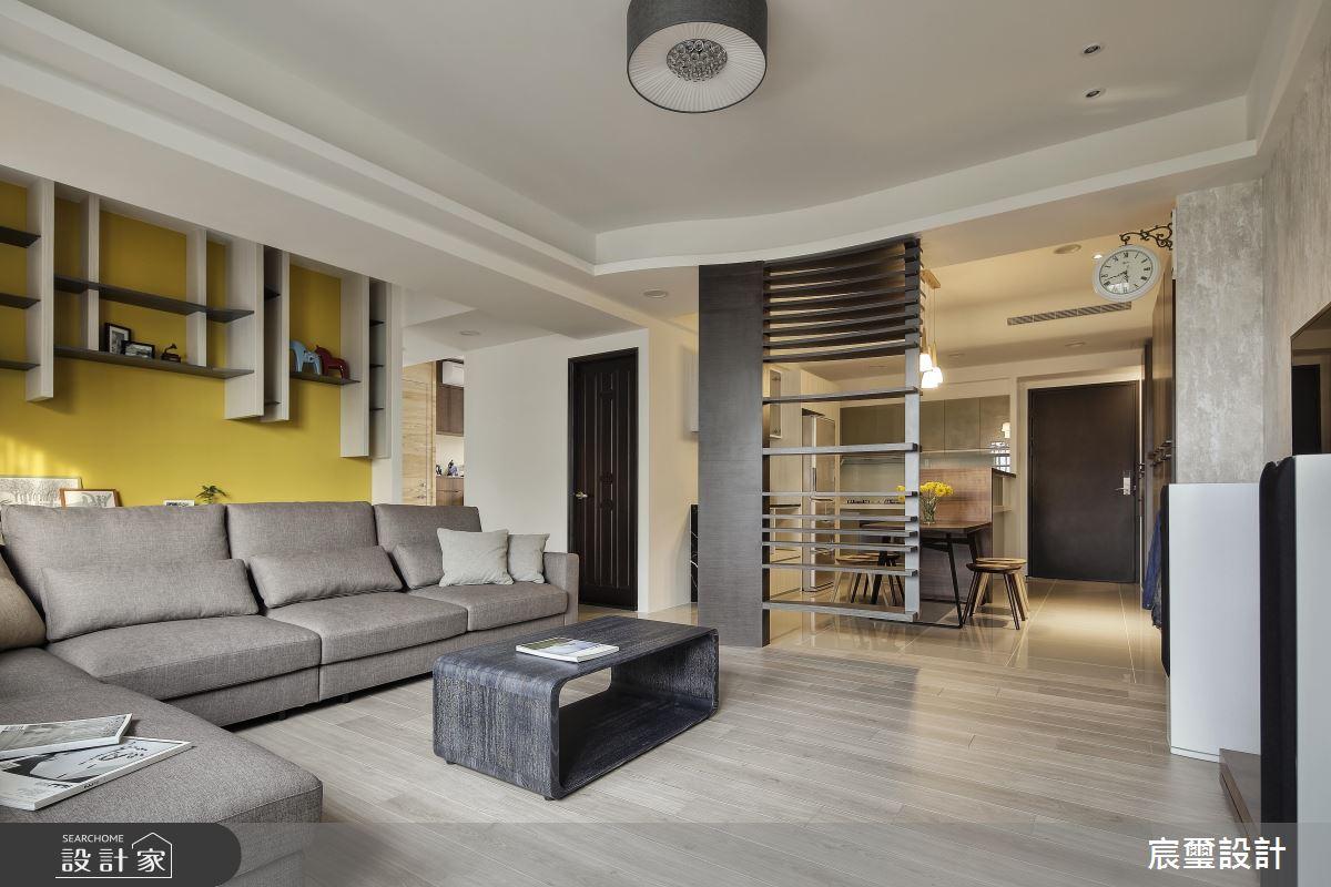 專為年輕小夫妻量身打造!輕盈溫暖的現代風居宅