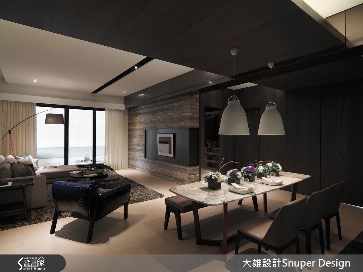 45 坪典藏小豪宅 平凡起居中的雍容華貴