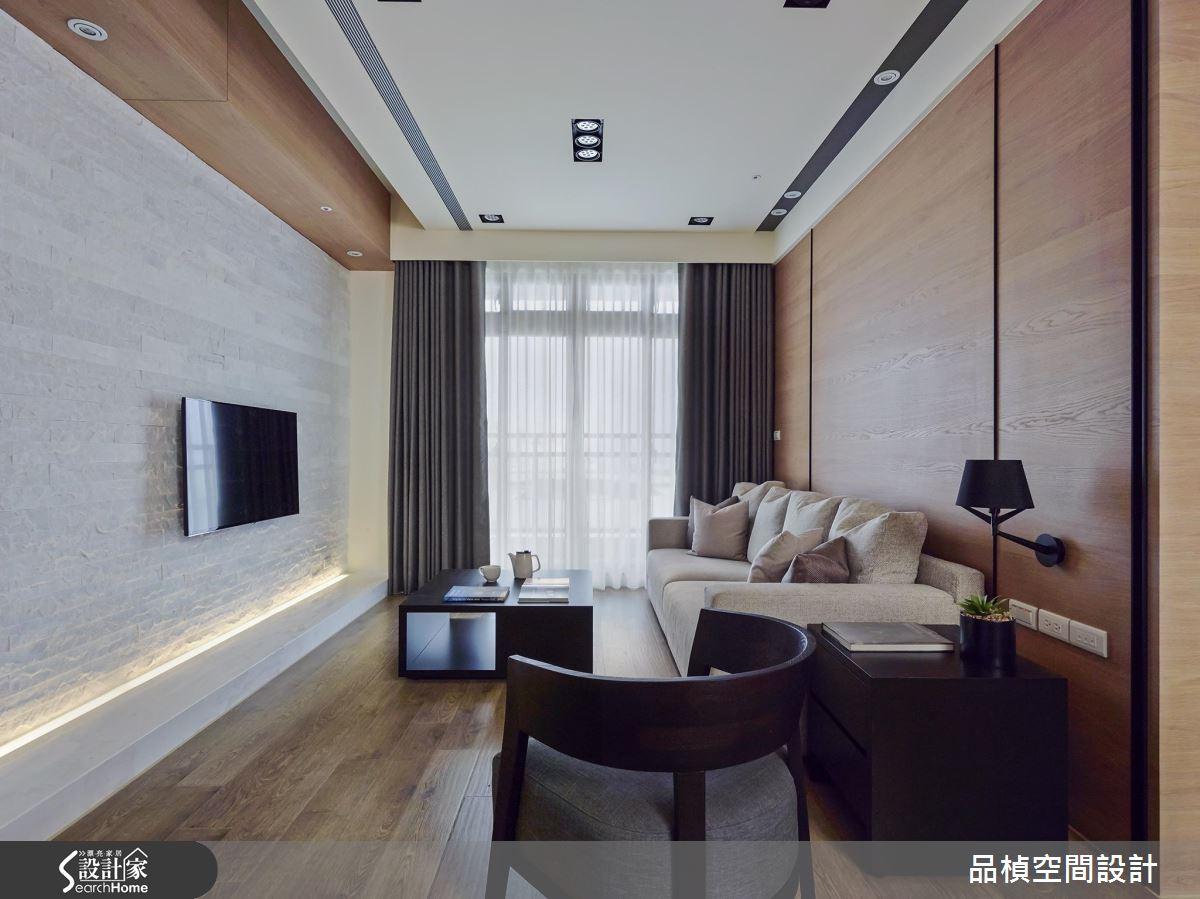 打從心裡暖暖的!30 坪輕木質好機能休閒宅