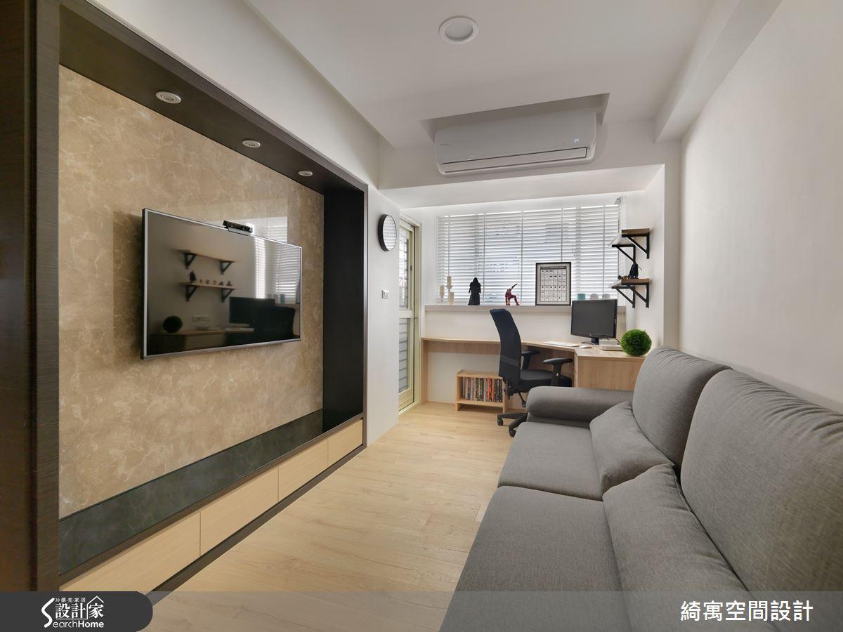 23 坪清新木感居家 與日光共築的美好生活!
