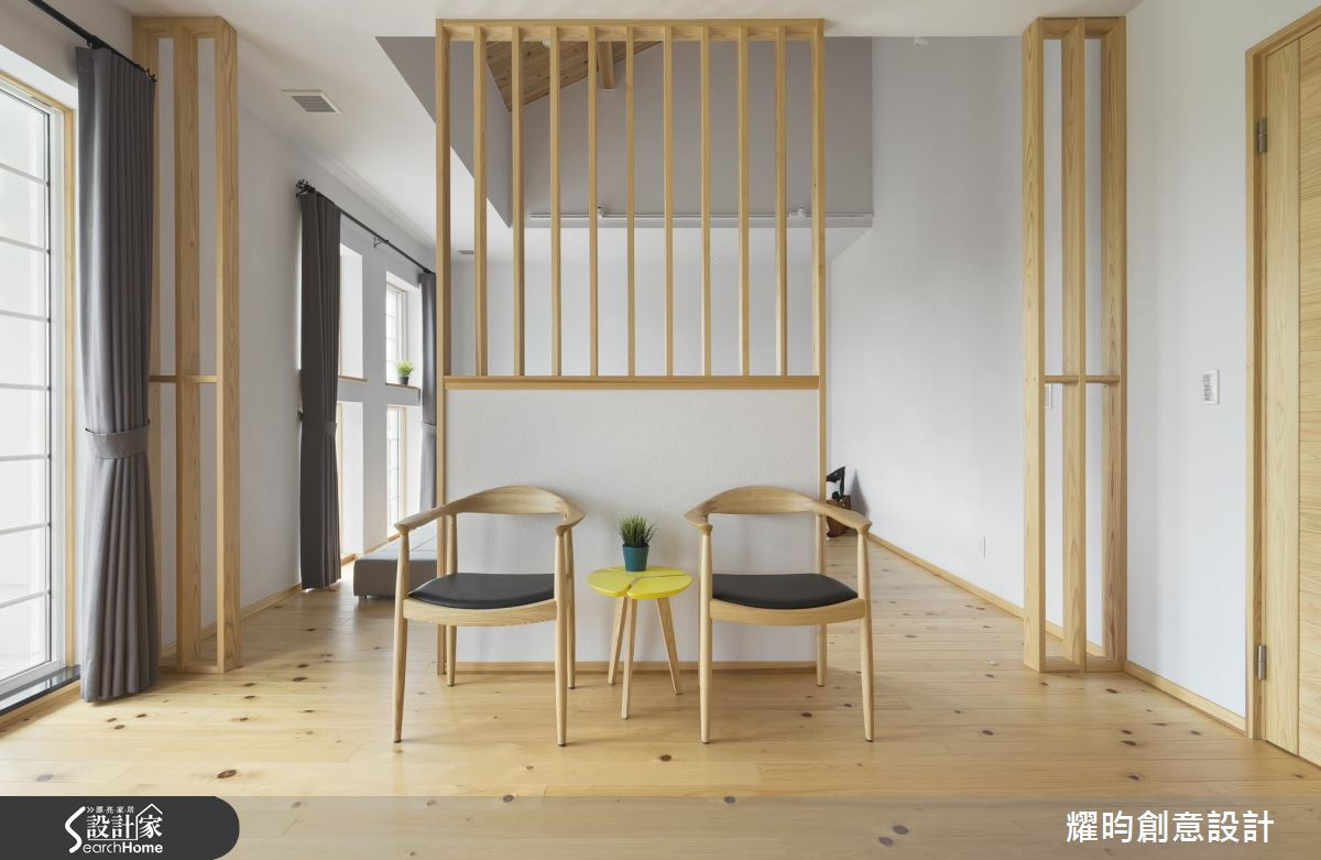 在日式禪別墅內與你相伴 掬一把關於木香的回憶