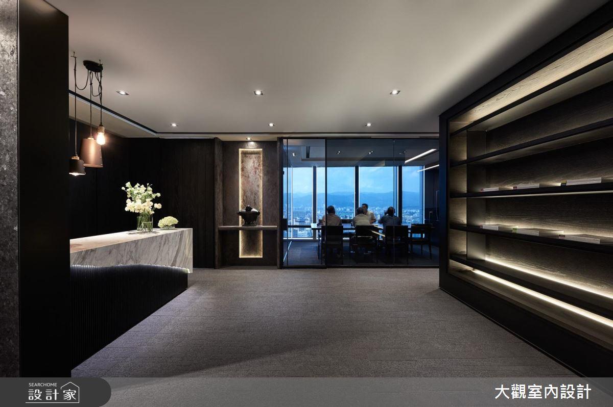這不是五星級景觀餐廳!高格調、有品味的商辦空間設計
