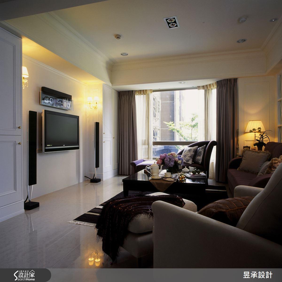 50 坪美式古典宅邸   構築獨一無二的浪漫情境