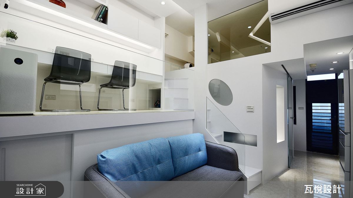 8 坪四口住得零負擔!三房一衛浴加儲藏室的光感宅