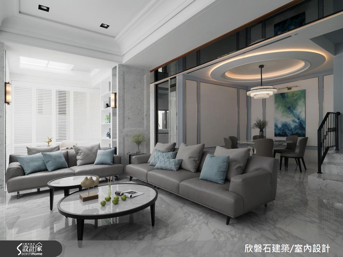 每個角度都迷人!帶你一窺新古典大宅的優雅秘密