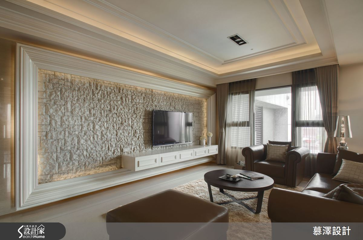 典雅浪漫的迷人氣息,邂逅幸福感滿分的新古典豪宅