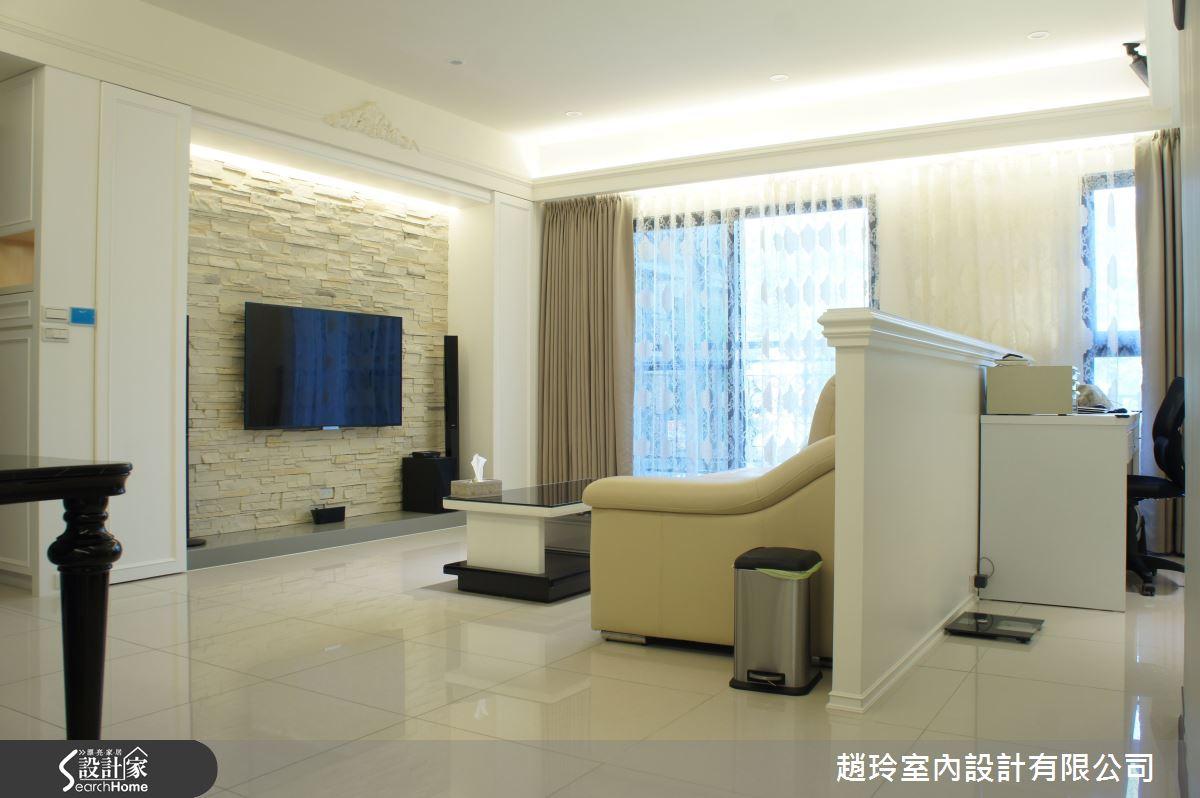 30坪也能擁有新古典輕豪宅  還有滿滿收納空間