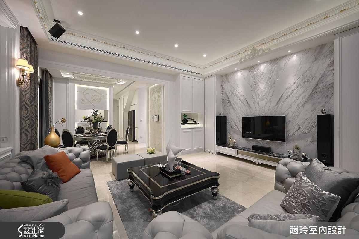 85 坪精緻新古典大宅 綻放獨一無二的優雅印記!