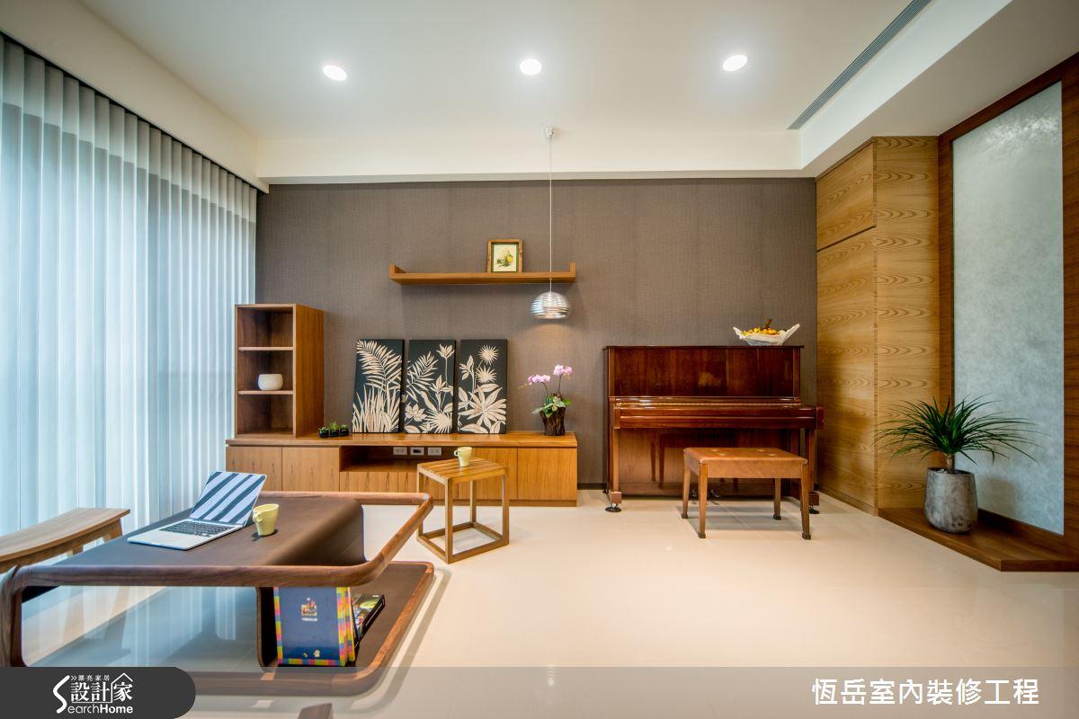 木質居宅注入透明感 「禪」繞日式清新風格
