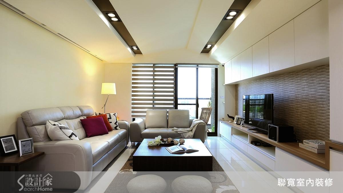 清爽明亮,還有好收納!醫師屋主的 37 坪療癒現代風私宅