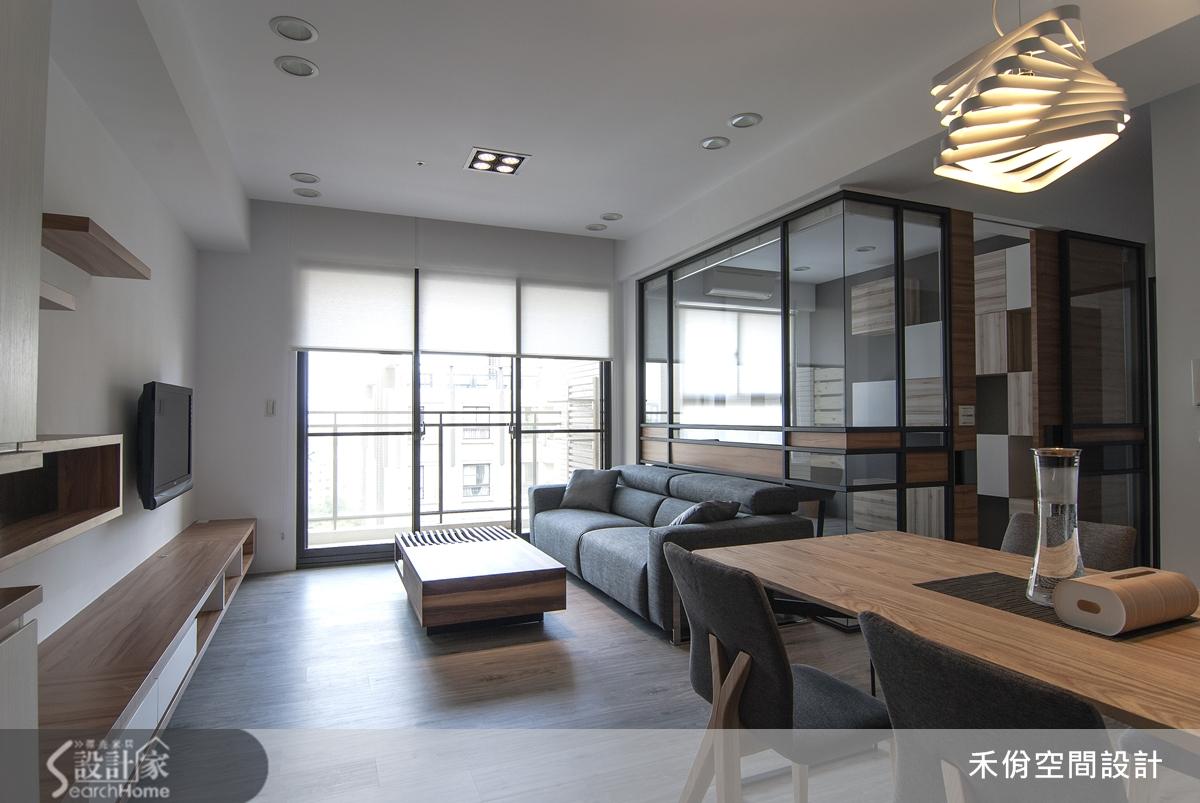 重整格局的空間放大術,創造屬於你的現代風美宅