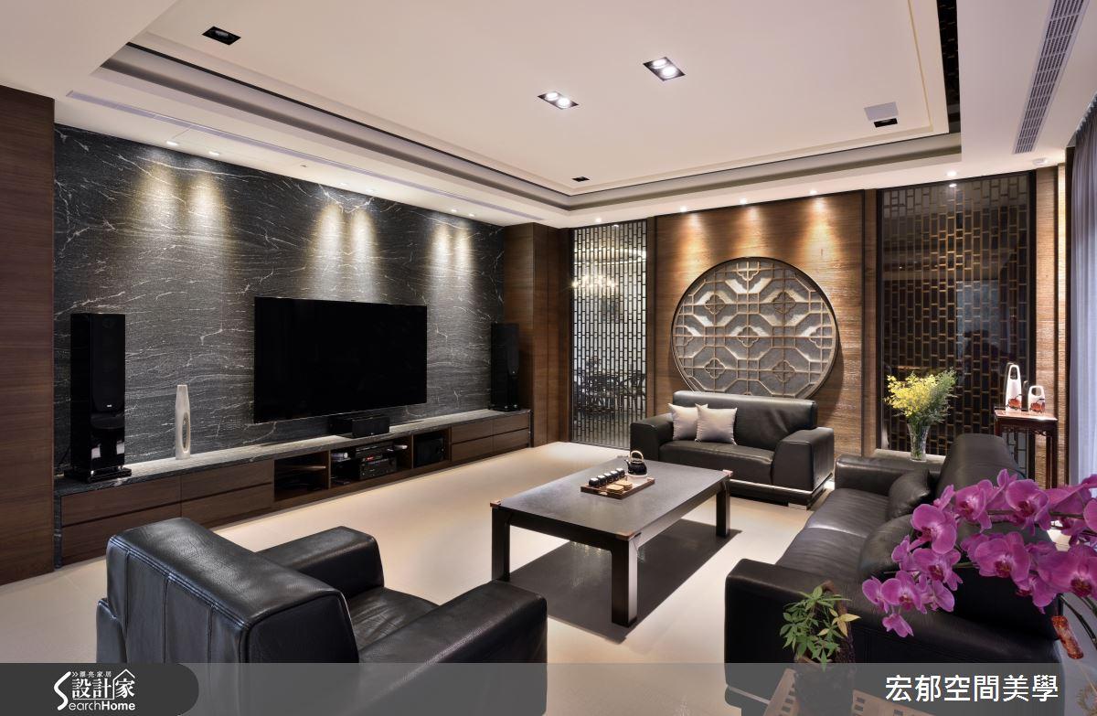 時尚東方新氣象,打造自住、迎賓的豪邸心願